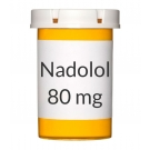 Nadolol 80 mg Tablets