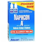 Alcon Naphcon A Eye Allergy Relief Eye Drops - 2x5ml