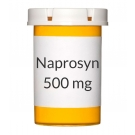 Naprosyn 500mg Tablets