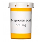 Naproxen Sod 550mg Tablets
