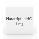 Naratriptan HCl 1 mg Tablets - Box of 9 Tablets