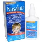 Nasalub Children Saline Spray/Drops - 1 fl oz