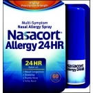 Nasacort  Allergy 24HR 60 Sprays -  0.37oz