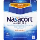 Nasacort  Allergy 24HR 120 Sprays -  0.57oz