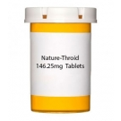 Nature-Throid 146.25mg  Tablets