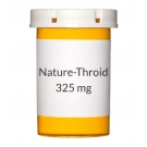 Nature-Throid 325 mg (5gr) Tablets