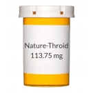 Nature-Throid 113.75mg  Tablets