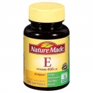 Nature Made dl-Alpha Vitamin E 400 IU Softgels - 100ct