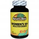 Nature's Blend Women's 50+ Multivitamin, 120ct Tablets