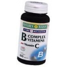 Natures Bounty Vitamin B Complex Tab Plus Vitamin C Time Released 100ct