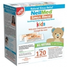 Neilmed Sinus Rinse Premixed Pediatric Packets - 120ct