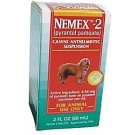 Nemex-2 Wormer Liquid Suspension-2oz Bottle