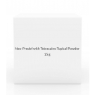 Neo-Predef with Tetracaine Topical Powder-15gm Bottle