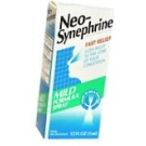 Neo-Synephrine Spray Mild 0.5oz(15ml)