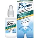 Neo-Synephrine Cold & Sinus Mild Strength 0.25% Nasal Decongestant Spray - 0.5 fl oz