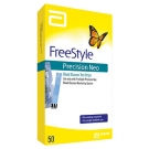 Freestyle Precision Neo Test Strip- 50ct