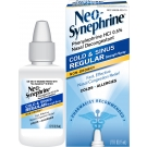 Neo-Synephrine Cold & Sinus Regular Strength 0.5% Nasal Decongestant Spray - 0.5 oz