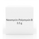 Neomycin-Poly-Bacitracin Opthalmic Ointment 3.5 mg - 400 (3.5 gm Tube)