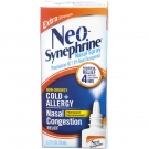 Neo-Synephrine Cold & Sinus Extra Strength 1.0% Nasal Decongestant Spray - 0.5 fl oz