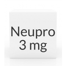 Neupro 3mg/24hr Patch (30 Count Box)