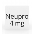 Neupro 4mg/24hr Patch (30 Count Box)