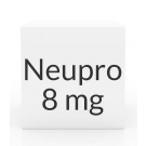 Neupro 8mg/24hr Patch (30 Count Box)