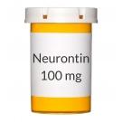 Neurontin 100mg Capsules