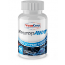 NeuropAWAY Nerve Support Formula 60 Capsules