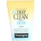 Neutrogena Deep Clean Gentle Scrub- Oil Free 4.2oz