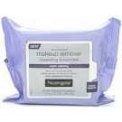 Neutrogena Makeup Remover Cleansing Wipes Night Calming - 25ct