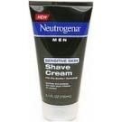 Neutrogena Men Sensitive Skin Shave Cream 5.1 Ounces****OTC DISCONTINUED 2/28/14