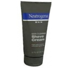 Neutrogena Men Skin Clearing Shave Cream 5.1 oz