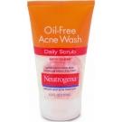 Neutrogena Oil-Free Acne Wash Daily Scrub 4.2oz