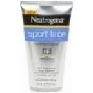 Neutrogena Sport Face Sunblock Lotion SPF 70+ - 2.5oz