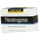 Neutrogena Transparent Facial Bar (Fragrance Free) - 3.5 oz
