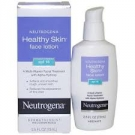 Neutrogena Healthy Skin Face Lotion with SPF 15- 2.5oz
