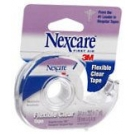 Nexcare Flexible Clear Tape 3/4 Inch X 7 Yards  7 YD