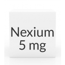Nexium DR 5mg Powder- 30 Unit Dose Packets