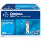 Bayer Contour Next Blood Glucose Test Strips- 100ct