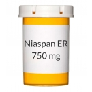 Niaspan ER 750mg Tablets
