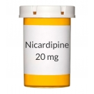 Nicardipine 20mg Capsules