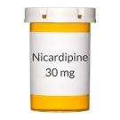 Nicardipine 30mg Capsules