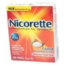 Nicorette 2mg Coated Tablets Cinnamon Surge Flavor - 100ct Box