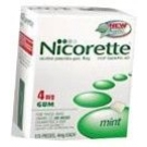 Nicorette Gum 4mg Mint - 170ct Box