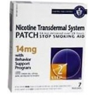 Nicotine Transdermal System Step 2(Generic) - 14mg/24HR Patch 7ct
