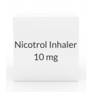 Nicotrol Inhaler 10mg