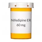 Nifedipine ER 60mg Tablets
