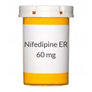 Nifedipine ER 60mg Tablets