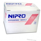 Nipro Hypodermic Needle 18 Gauge, 1 1/2