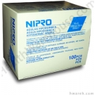 Nipro Hypodermic Needle 25 Gauge, 5/8